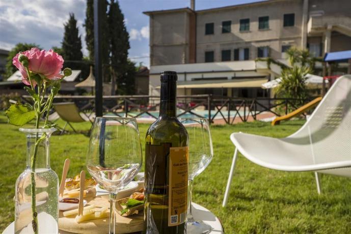 Aperitivo con buffet Hotel a Perugia