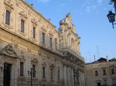 Room for rent near Palazzo Celestini Lecce