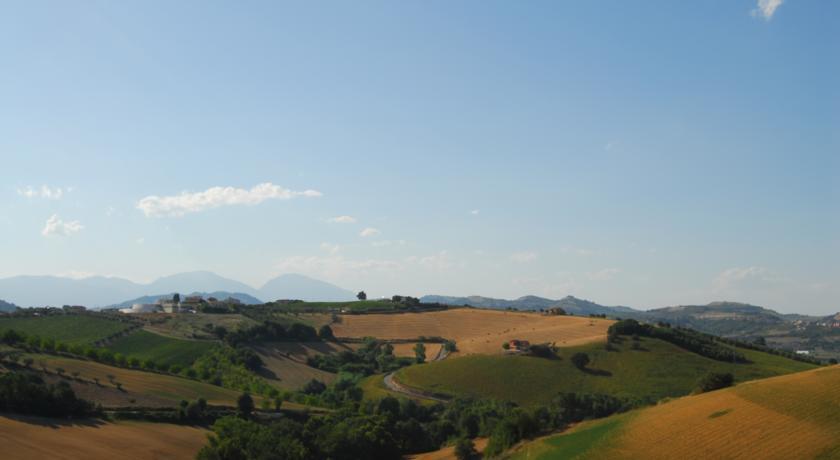 I paesaggi d'Abruzzo