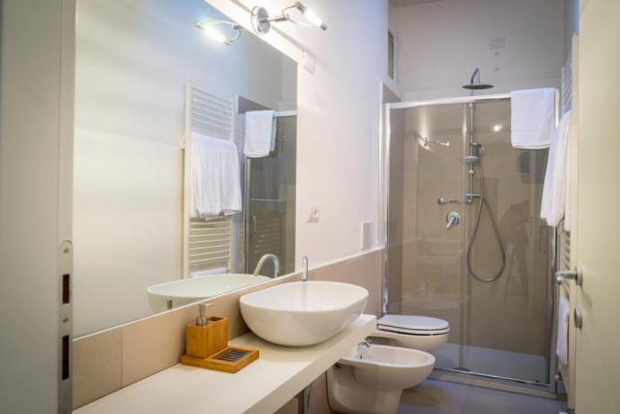 Suite con bagno privato a Perugia centro