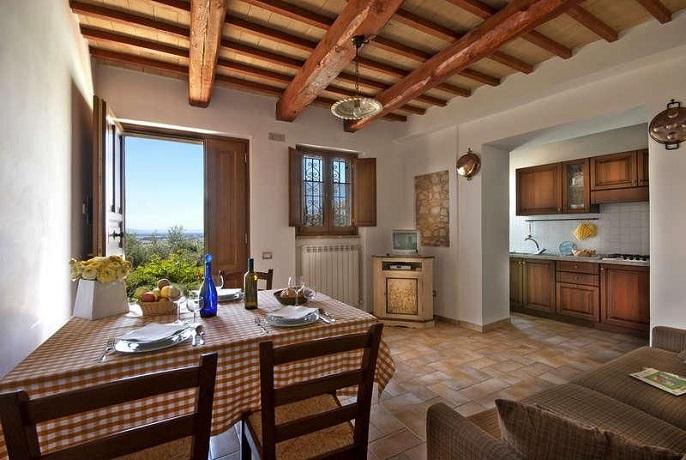 Appartamento Girasole, lastminute Umbria