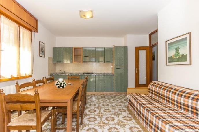 Appartamenti 4/5/10 persone vicino Mare Lignano Sabbiadoro