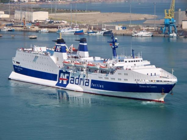 Traghetti veloci N Adria Ferries
