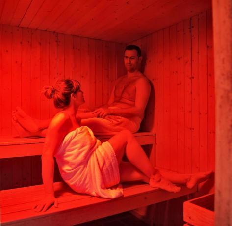 Sauna: SPA esclusiva per la coppia vicino Perugia