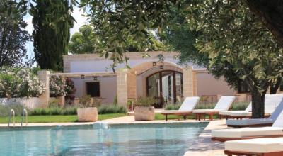 Masseria con piscina nel cuore del Salento
