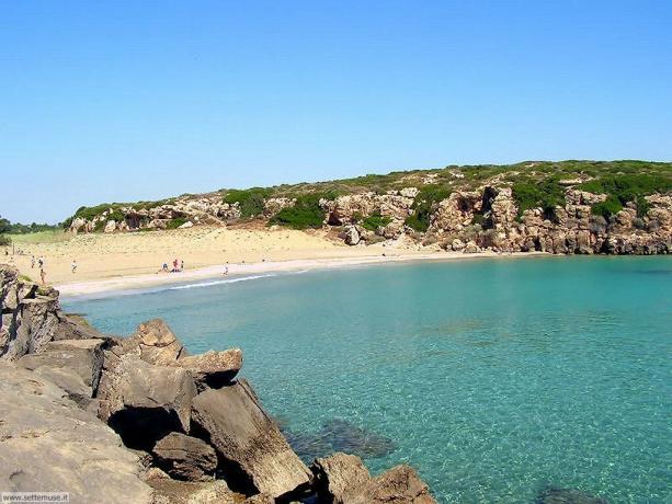 B&B vicino alla Spiaggia di Calamosche in Sicilia