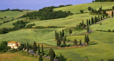 Hotel in the countryside in Tuscany - Florence