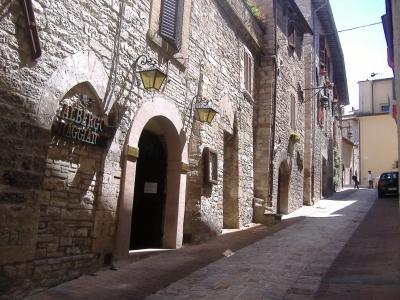 Hotel per le vie storiche di Assisi