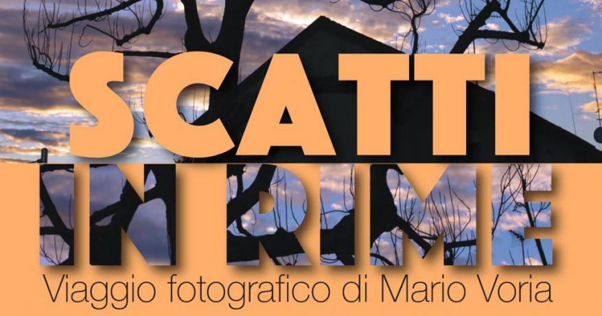 Vernissage di Mario Voria Scatti in Rime