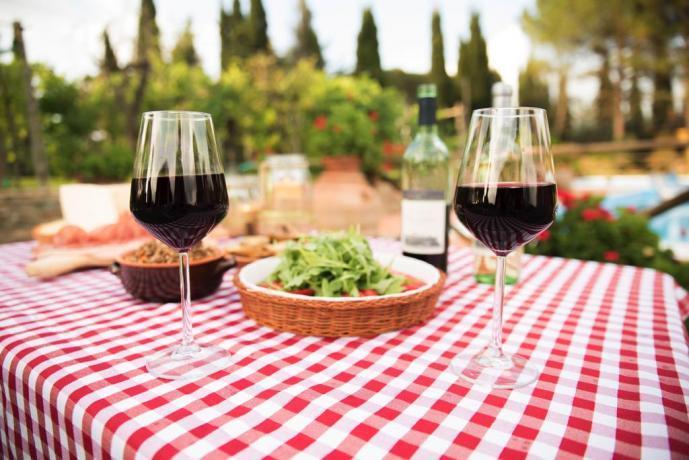 Agriturismo con ristorante e Piscina
