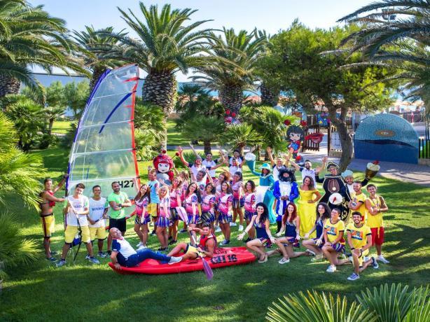 Corsi di vela e windsurf- Villaggio le Palme