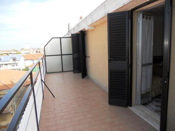 Balcone Camera Hotel in Abruzzo