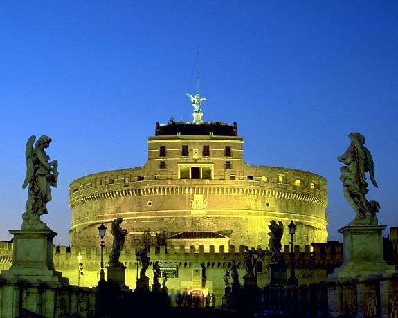 Soggiornare a Roma vicino Castel Sant´Angelo