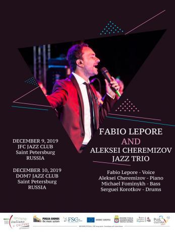 Fabio Lepore: Tour Russia 2019: quartetto pianista-Alexey-Cheremizov