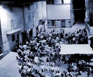 film festival in Umbria. anteprime in piazza