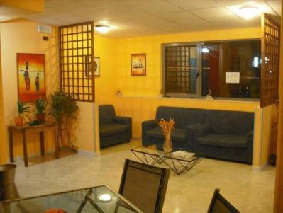 Sala attesa adiacente alla Reception
