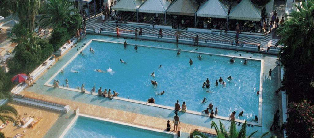 Residence piscina Marina di Mancaversa