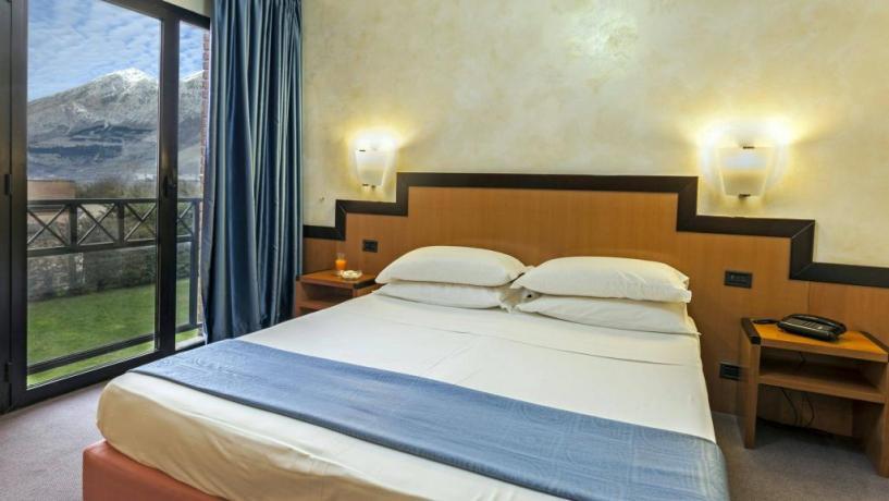 Camera Superior in albergo 4 stelle Avezzano