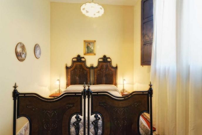 EcoSpa Trapani: Camera matrimoniale in suite Famiglia