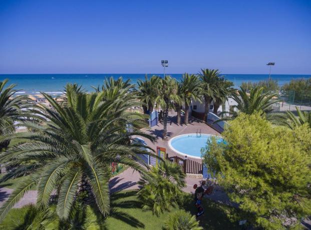 Mare-Ionio Hotel-Villaggio Lusso a Marina di Ginosa Puglia