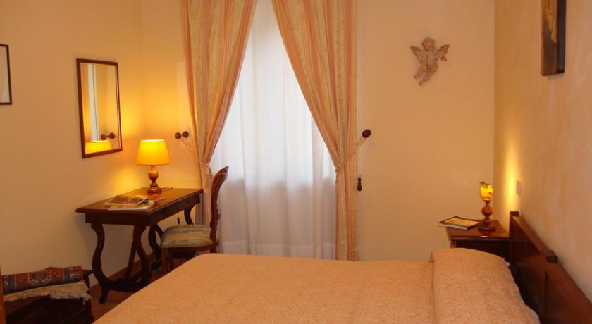 Camere eleganti in residence Oasi