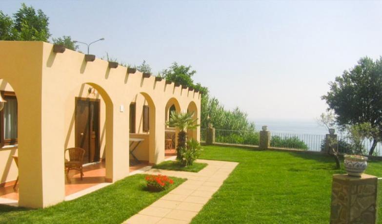 Residence con giardino e piscina Caprioli di Pisciotta