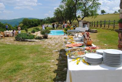 Agriturismo ideale per eventi e cerimonie