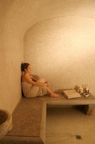 Hotel in Toscana con Sauna
