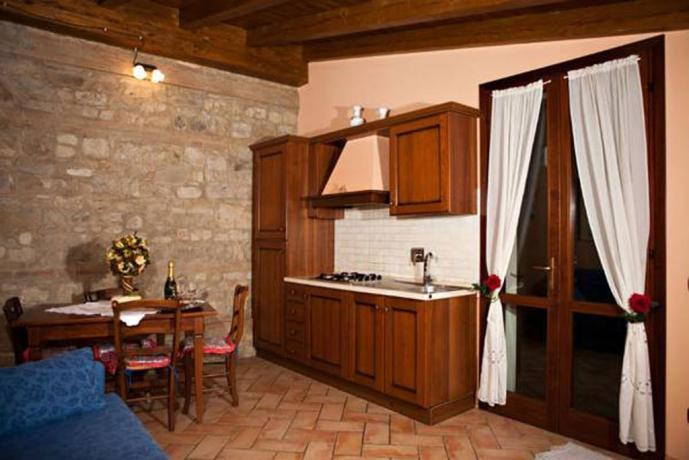 Appartamenti con angolo cucina a Scandiano