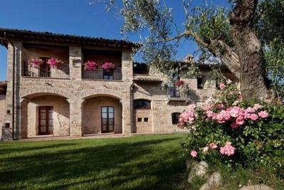 Villa ad Assisi per 9 persone