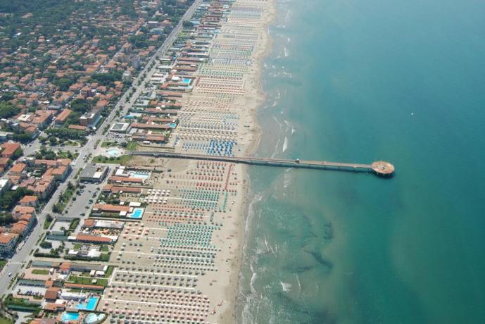 Hotel Residence vicino a Marina di Pietrasanta