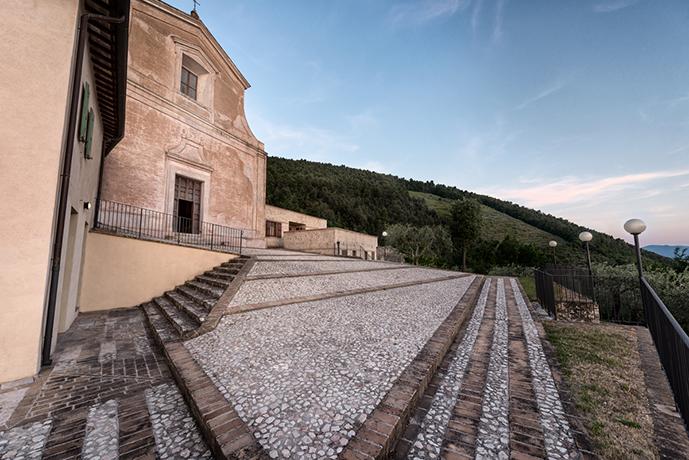 Soggiorni di Relax al Castello vicino Spoleto