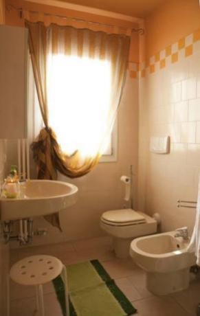 Appartamento papavero bagno