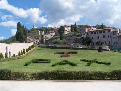 prato Assisi Basilica