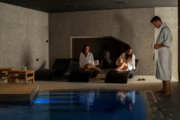 Hotel in Valnerina con SPA: Piscina Coperta riscaldata