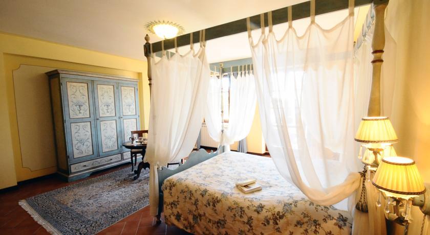 Spa Suite Imperiale vacanza di lusso ad Arezzo