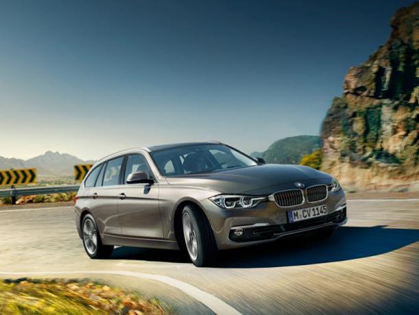Noleggio Lungo Termine BMW SERIES 3