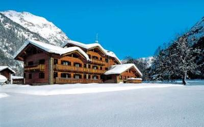 Inexpensive hotels, pensions and BBs in Gressoney