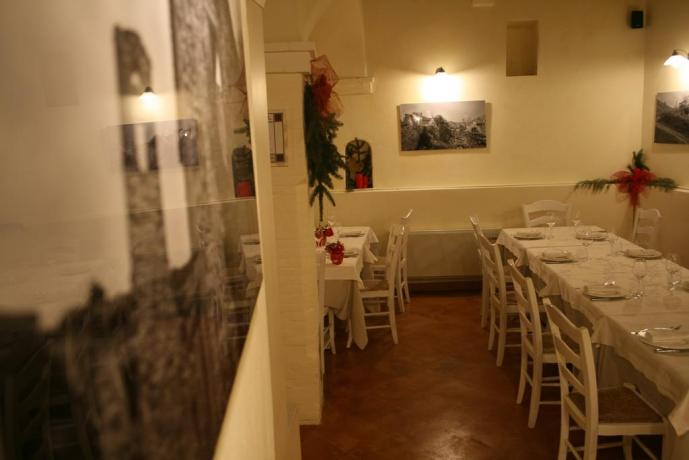 Resort con ristorante a Valtopina