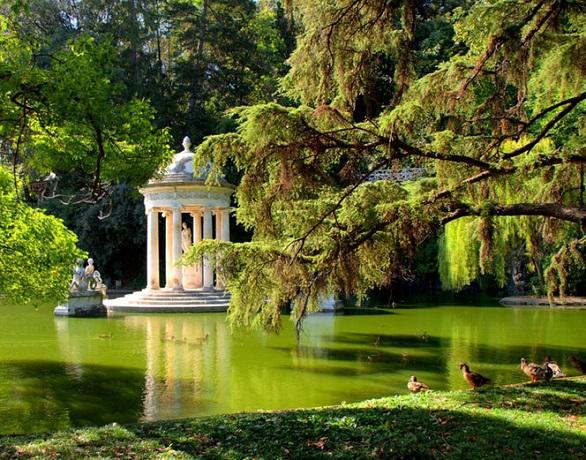 Agriturismo vicino giardino villa Durazzo Pallavicini
