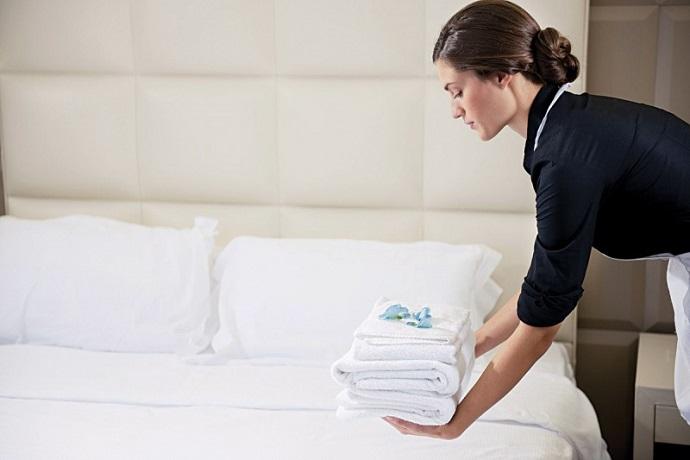 Riassetto giornaliero camere in Hotel per Famiglie