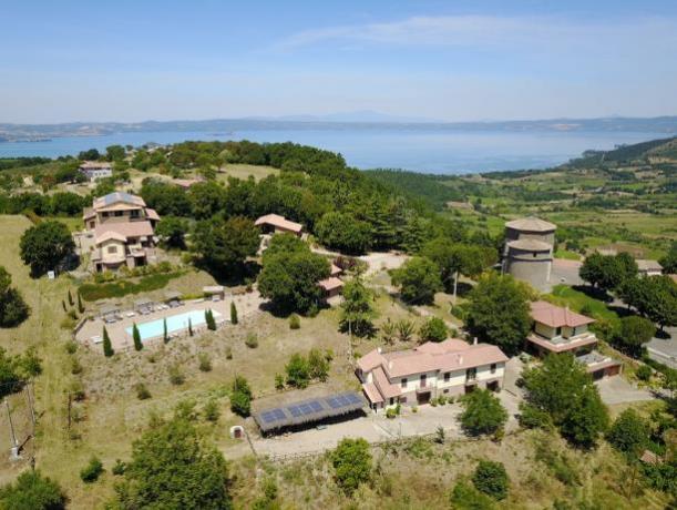 Appartamenti Vacanza Lago di Bolsena