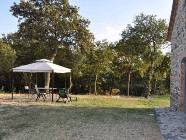 Dormire vicino al Lago di Bolsena sola locazione