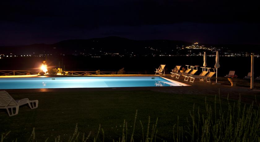 Week end Romantici in Agriturismo a Cortona