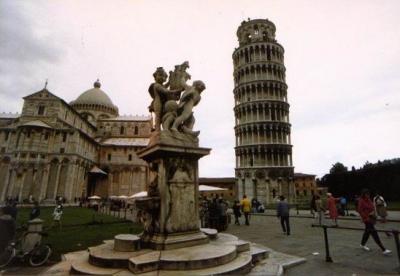 Schooltrips to Pisa
