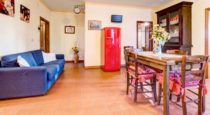 Appartamenti per Famiglie a Cortona in Agriturismo
