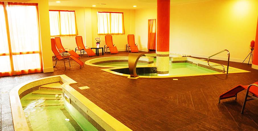Hotel a Tortoreto con SPA