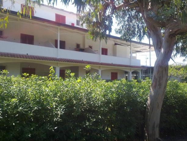 Hotel con camere e appartamenti per vacanze a scalea for Appartamenti con 2 camere matrimoniali vicino a me