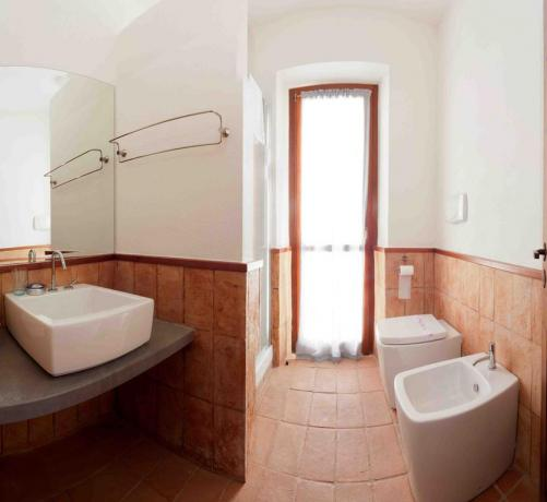 Appartamento terni con bagno privato