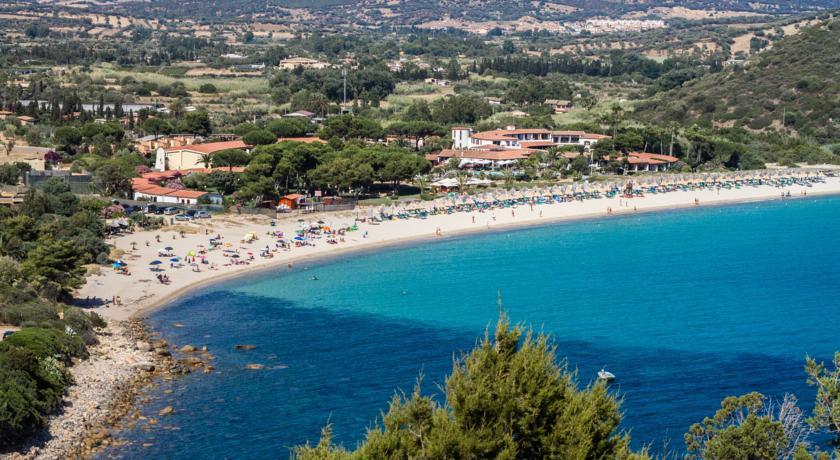 Scopri le coste della Sardegna: Castiadas